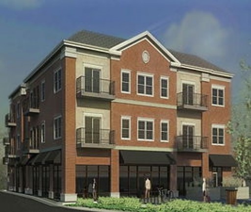The Residences at Carnevale Plaza, New Luxury Apartments in Downtown Princeton, Are Now Pre-Leasing
