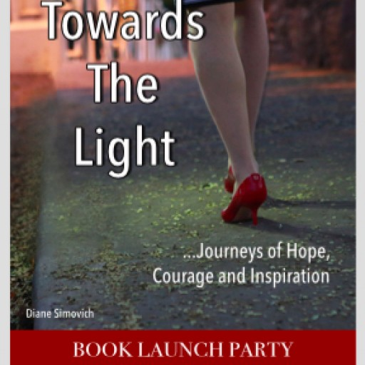 """Towards The Light"" Book Launches in Observance of Domestic Violence Awareness Month"